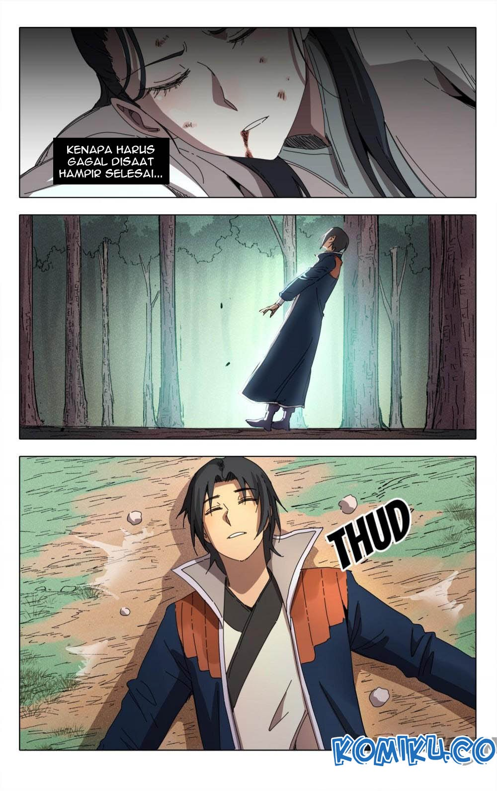 Deity's Path through Ten Thousand Worlds: Chapter 239 - Page 8