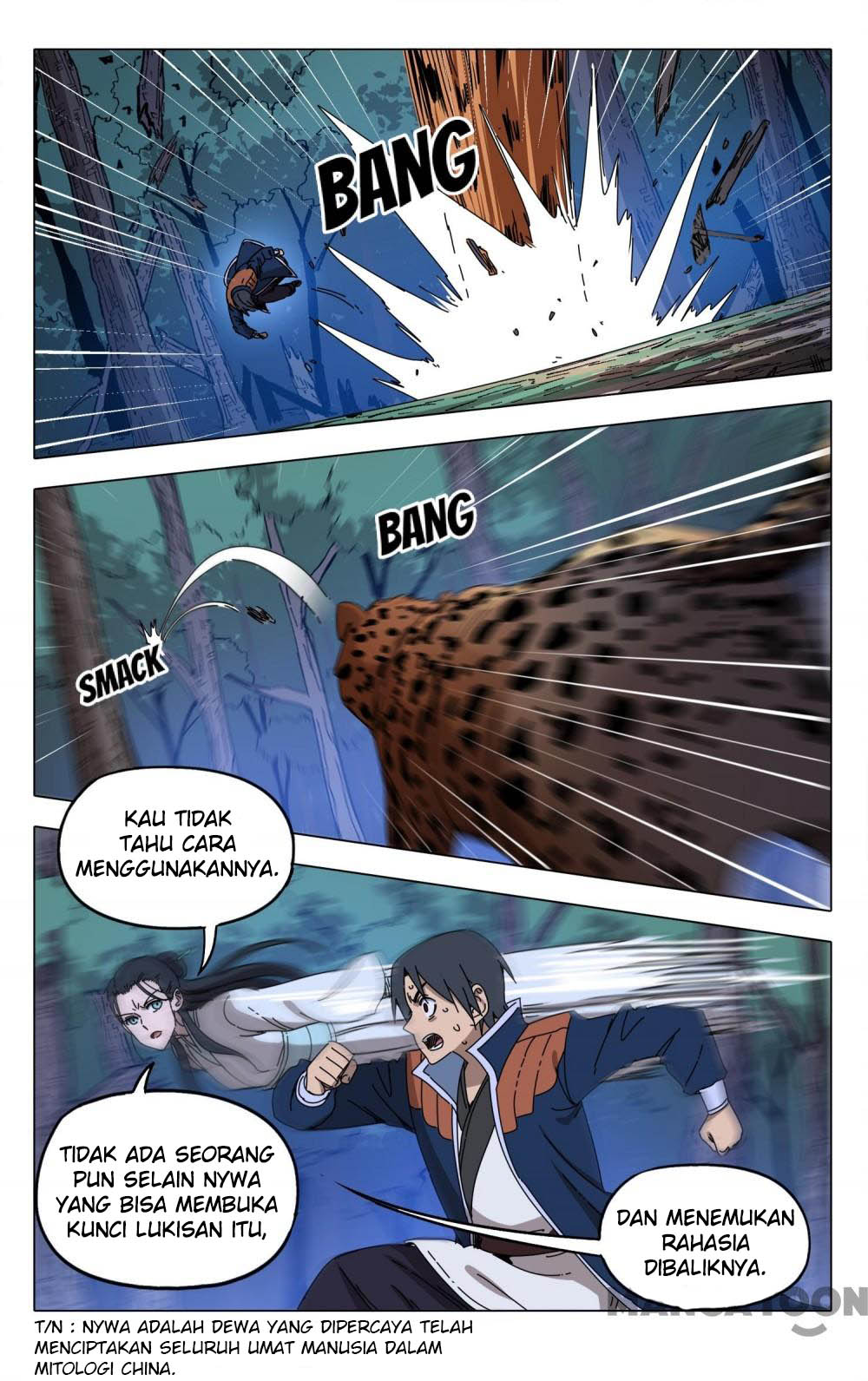 Deity's Path through Ten Thousand Worlds: Chapter 242 - Page 6