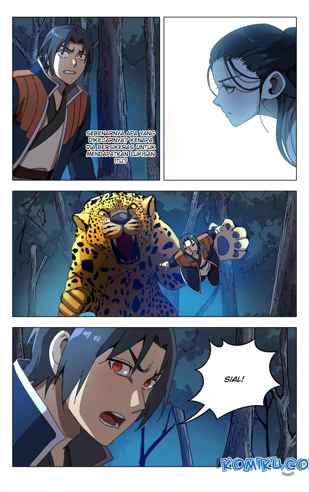 Deity's Path through Ten Thousand Worlds: Chapter 242 - Page 8