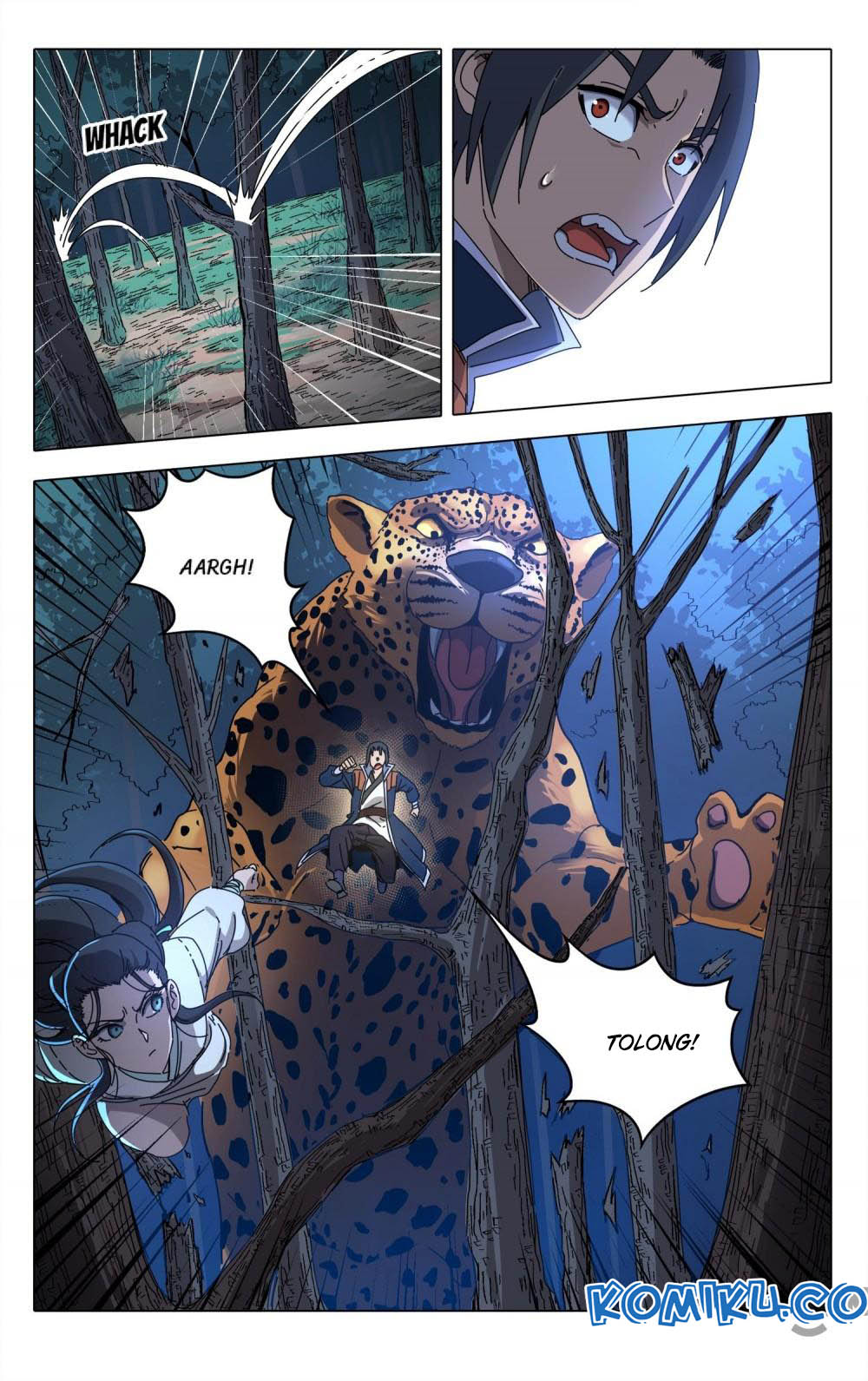 Deity's Path through Ten Thousand Worlds: Chapter 242 - Page 2