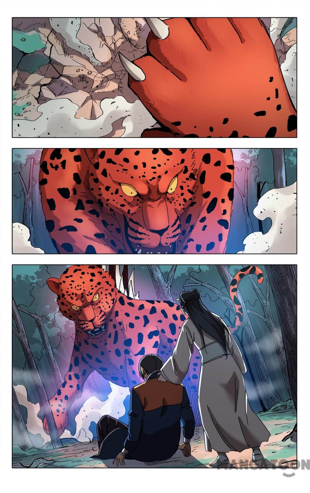 Deity's Path through Ten Thousand Worlds: Chapter 244 - Page 6