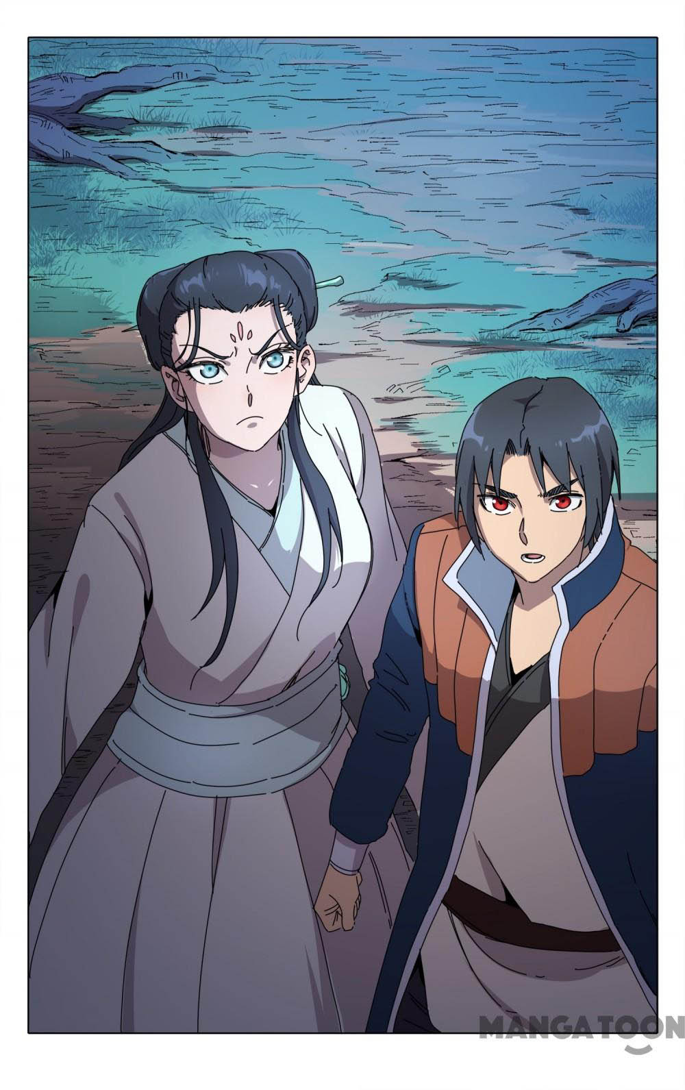 Deity's Path through Ten Thousand Worlds: Chapter 244 - Page 7