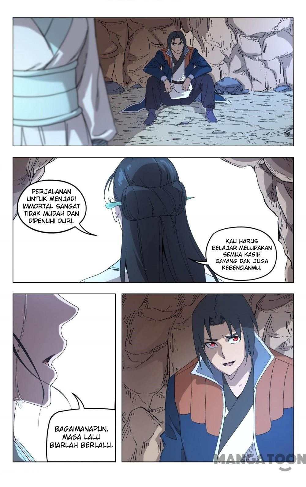 Deity's Path through Ten Thousand Worlds: Chapter 248 - Page 4