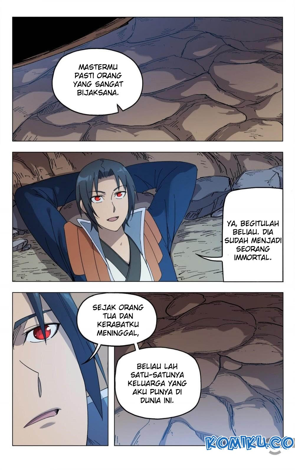 Deity's Path through Ten Thousand Worlds: Chapter 248 - Page 2