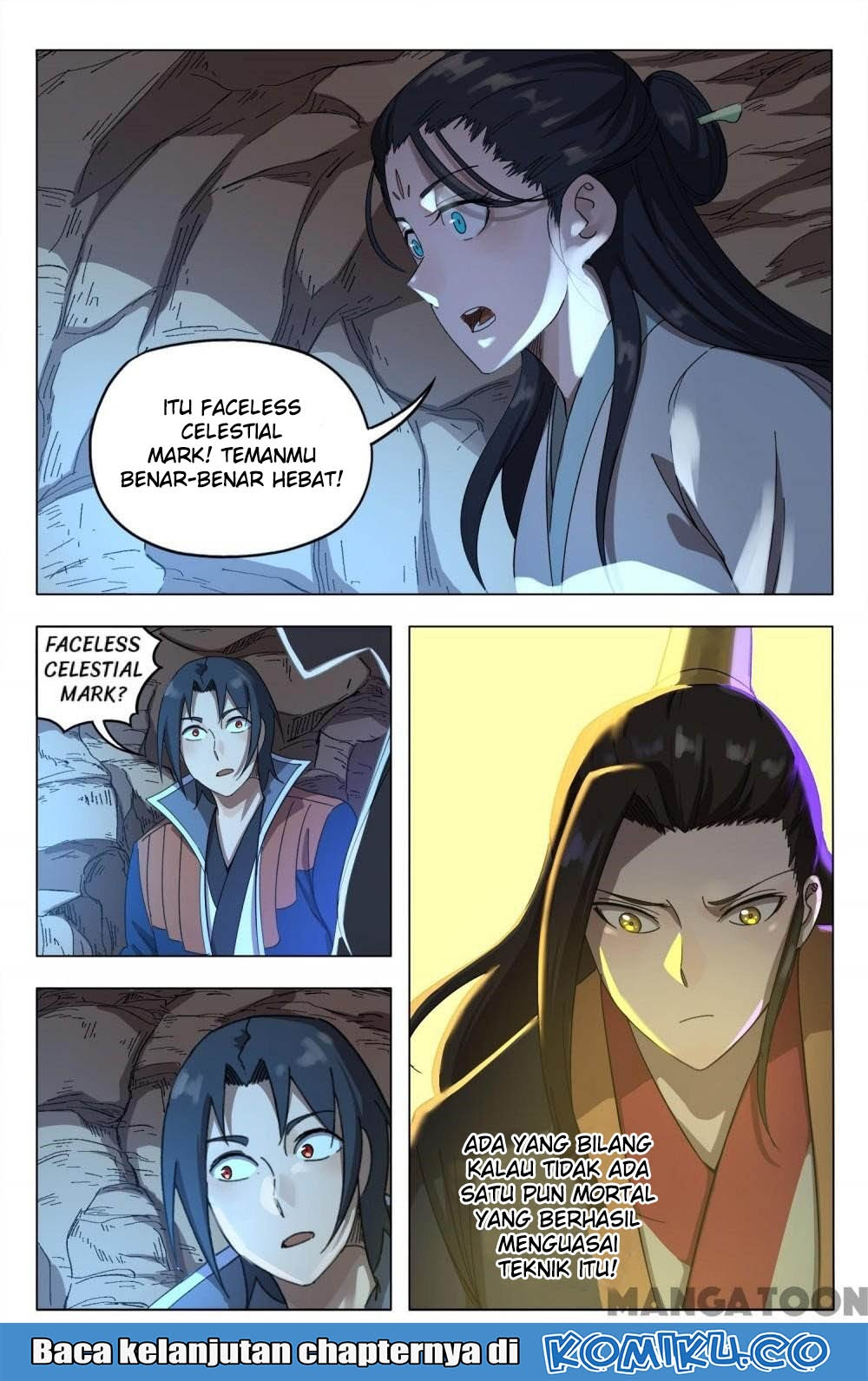 Deity's Path through Ten Thousand Worlds: Chapter 248 - Page 12