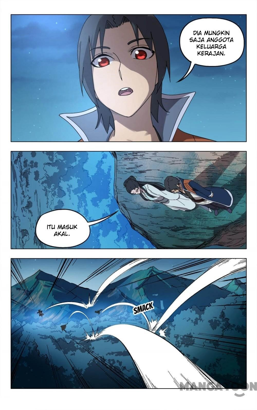 Deity's Path through Ten Thousand Worlds: Chapter 249 - Page 4