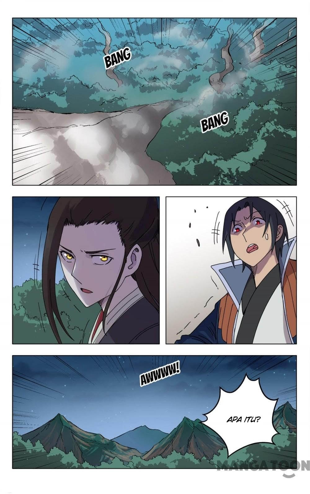 Deity's Path through Ten Thousand Worlds: Chapter 249 - Page 6