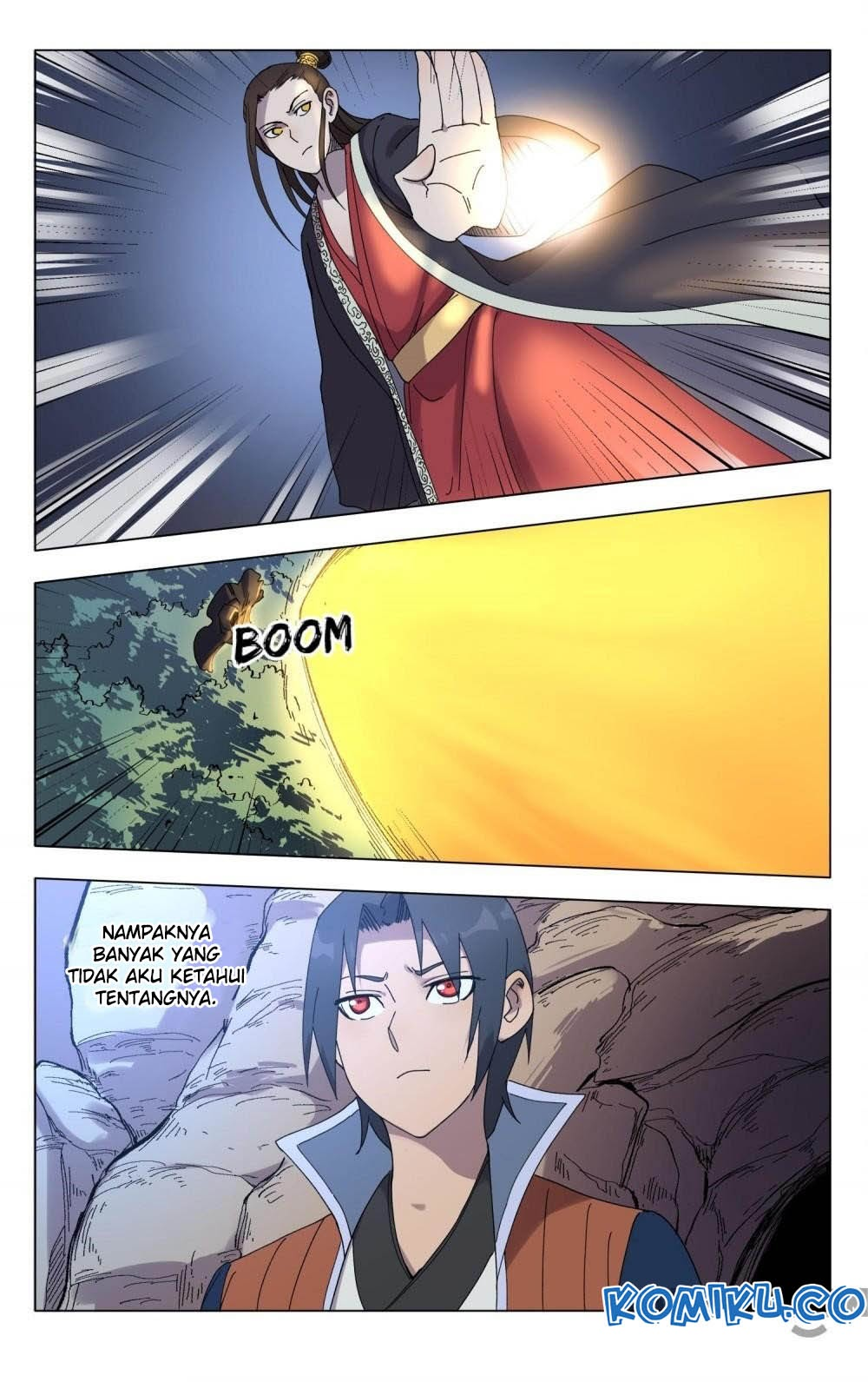 Deity's Path through Ten Thousand Worlds: Chapter 249 - Page 2