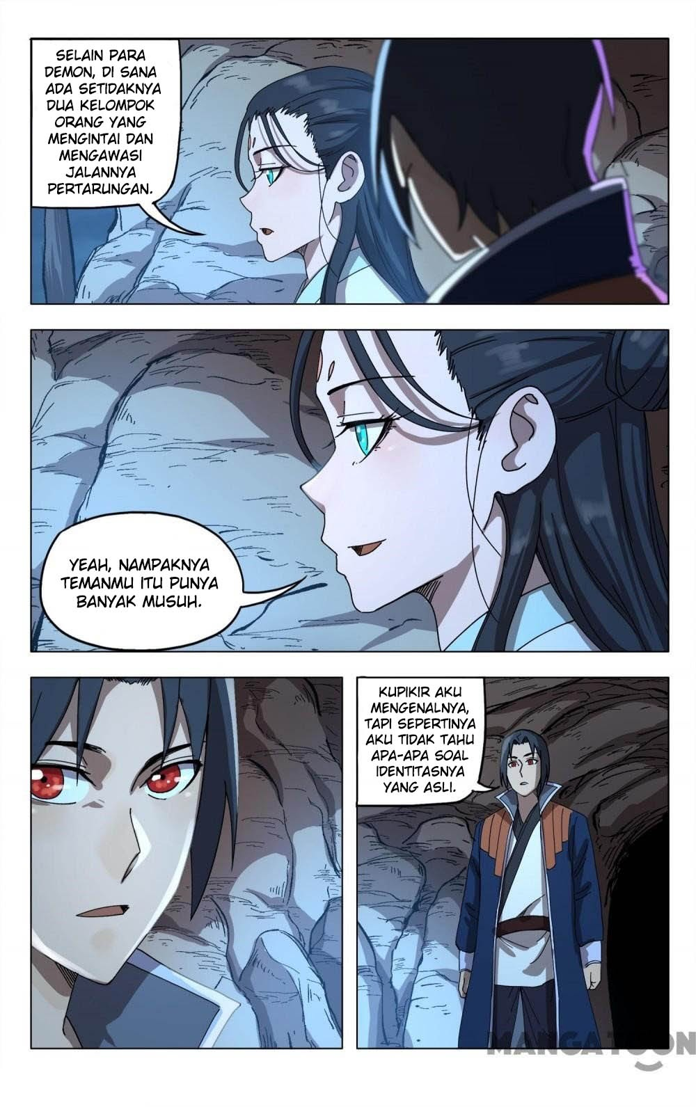 Deity's Path through Ten Thousand Worlds: Chapter 249 - Page 3