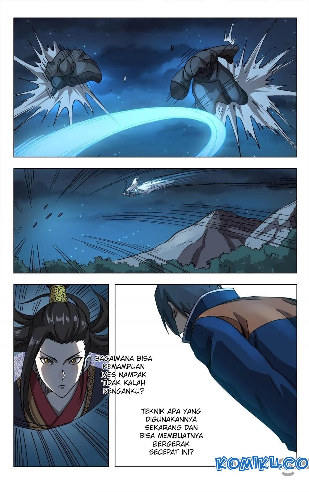 Deity's Path through Ten Thousand Worlds: Chapter 249 - Page 11