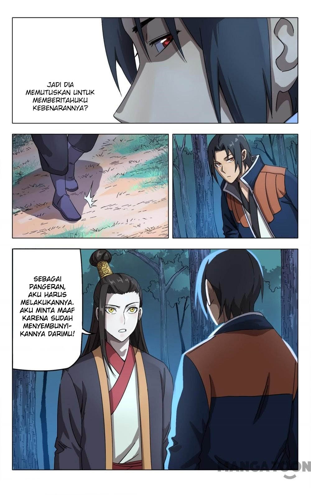 Deity's Path through Ten Thousand Worlds: Chapter 250 - Page 7