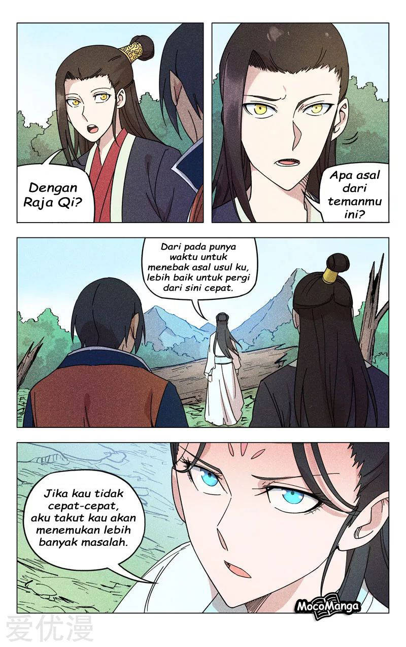 Deity's Path through Ten Thousand Worlds: Chapter 256 - Page 9