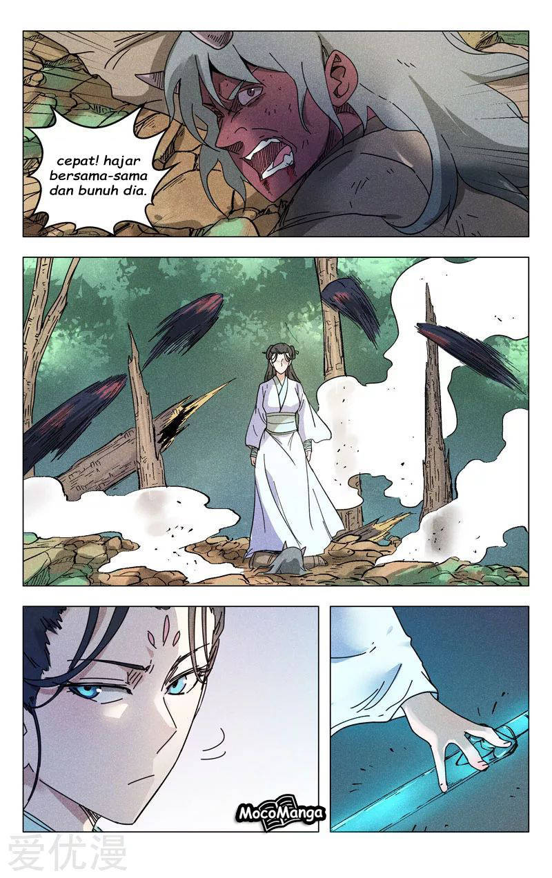 Deity's Path through Ten Thousand Worlds: Chapter 256 - Page 3