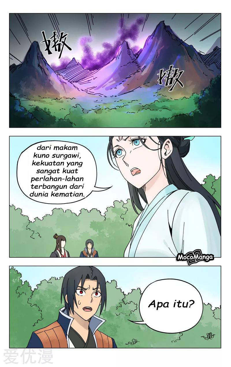 Deity's Path through Ten Thousand Worlds: Chapter 256 - Page 10