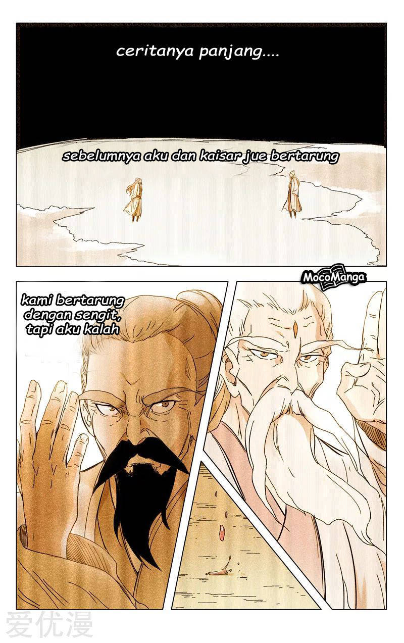 Deity's Path through Ten Thousand Worlds: Chapter 260 - Page 4