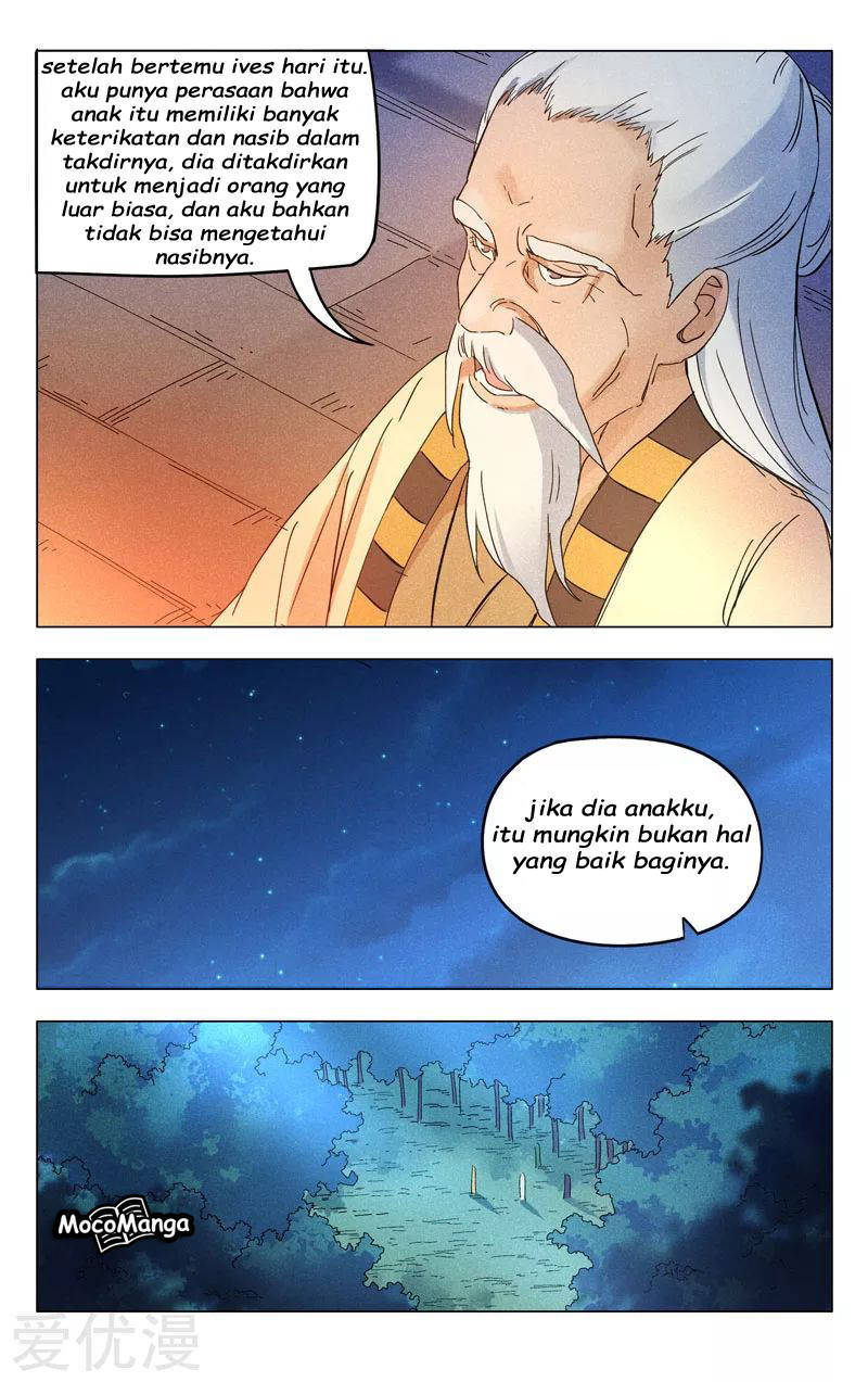 Deity's Path through Ten Thousand Worlds: Chapter 260 - Page 8
