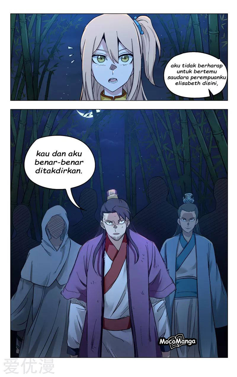 Deity's Path through Ten Thousand Worlds: Chapter 260 - Page 11