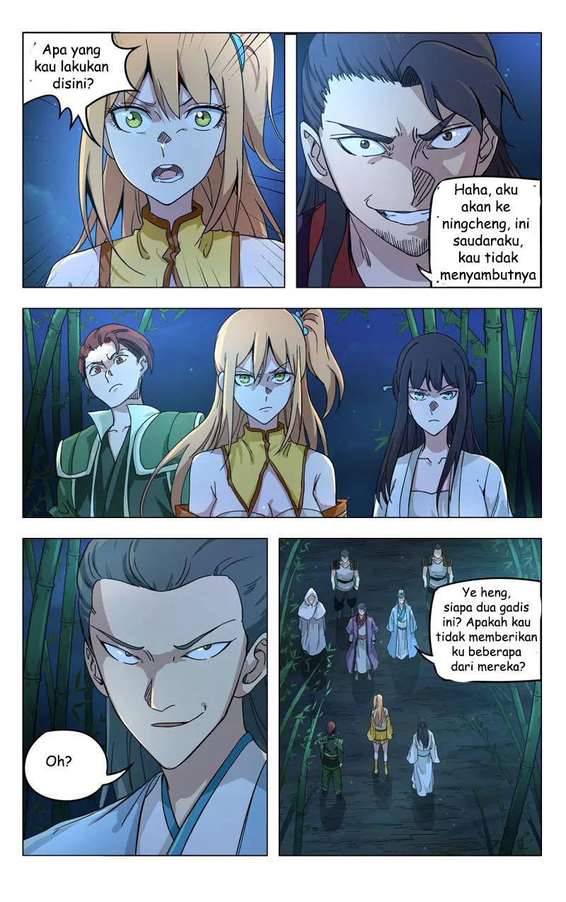 Deity's Path through Ten Thousand Worlds: Chapter 261 - Page 2