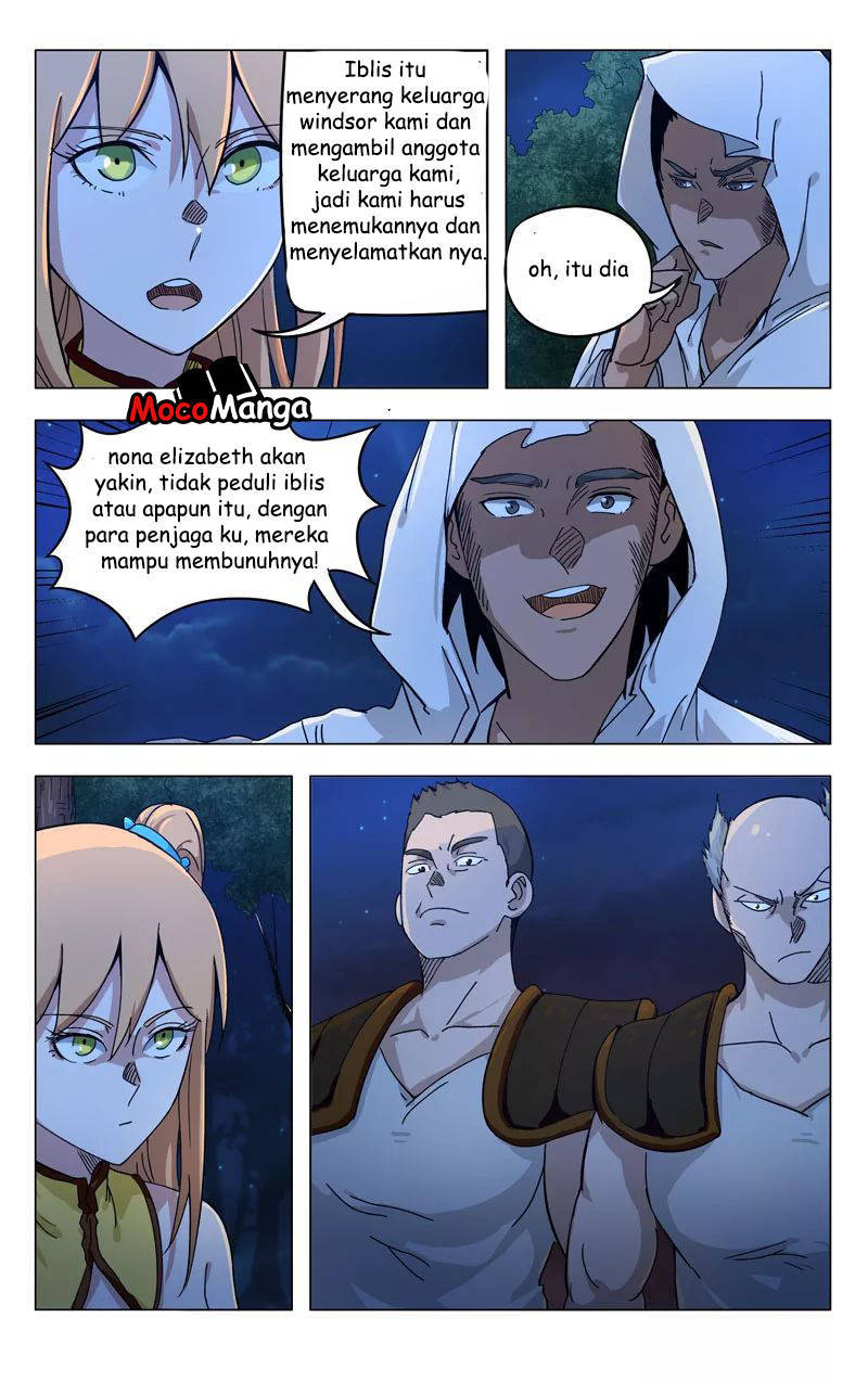 Deity's Path through Ten Thousand Worlds: Chapter 261 - Page 11