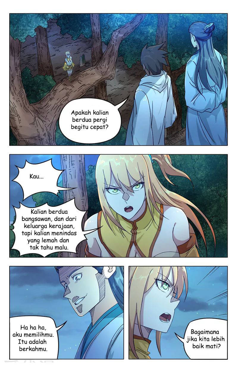 Deity's Path through Ten Thousand Worlds: Chapter 264 - Page 4