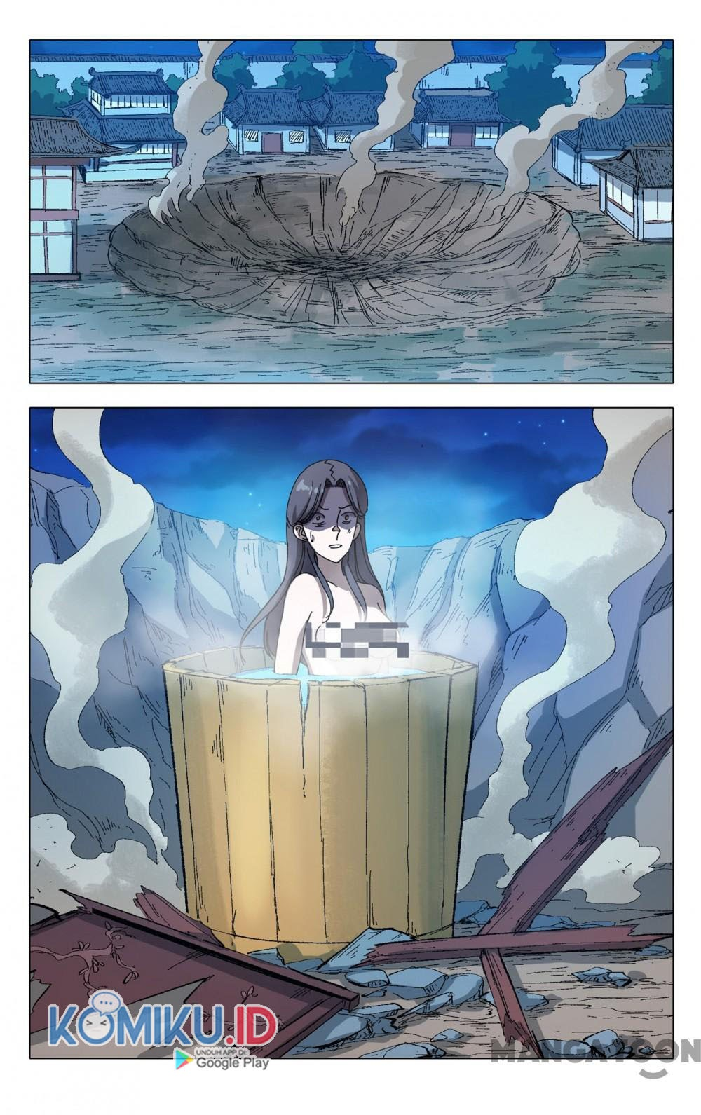 Deity's Path through Ten Thousand Worlds: Chapter 290 - Page 4