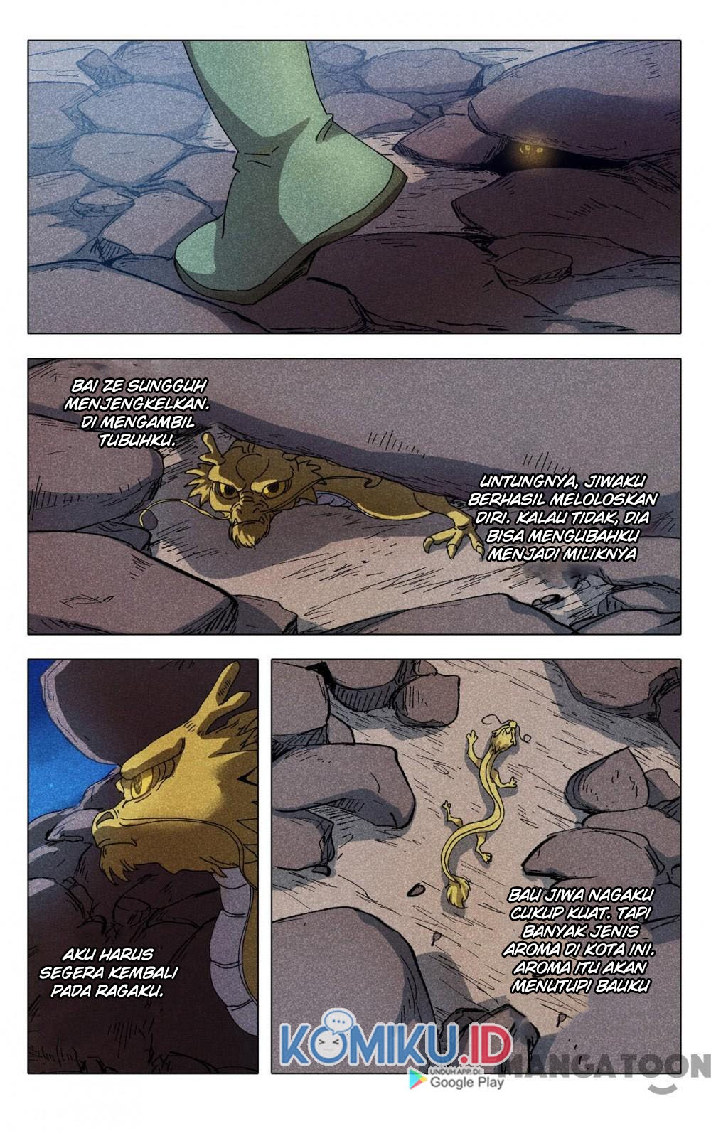 Deity's Path through Ten Thousand Worlds: Chapter 291 - Page 9