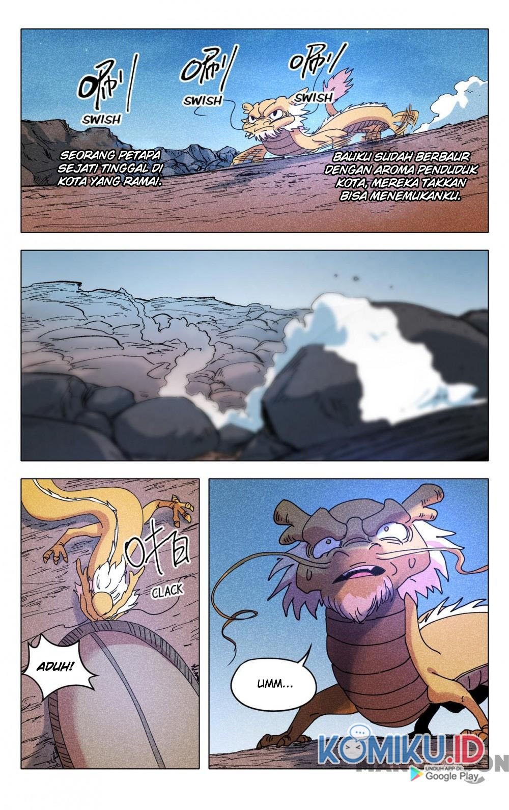 Deity's Path through Ten Thousand Worlds: Chapter 291 - Page 10