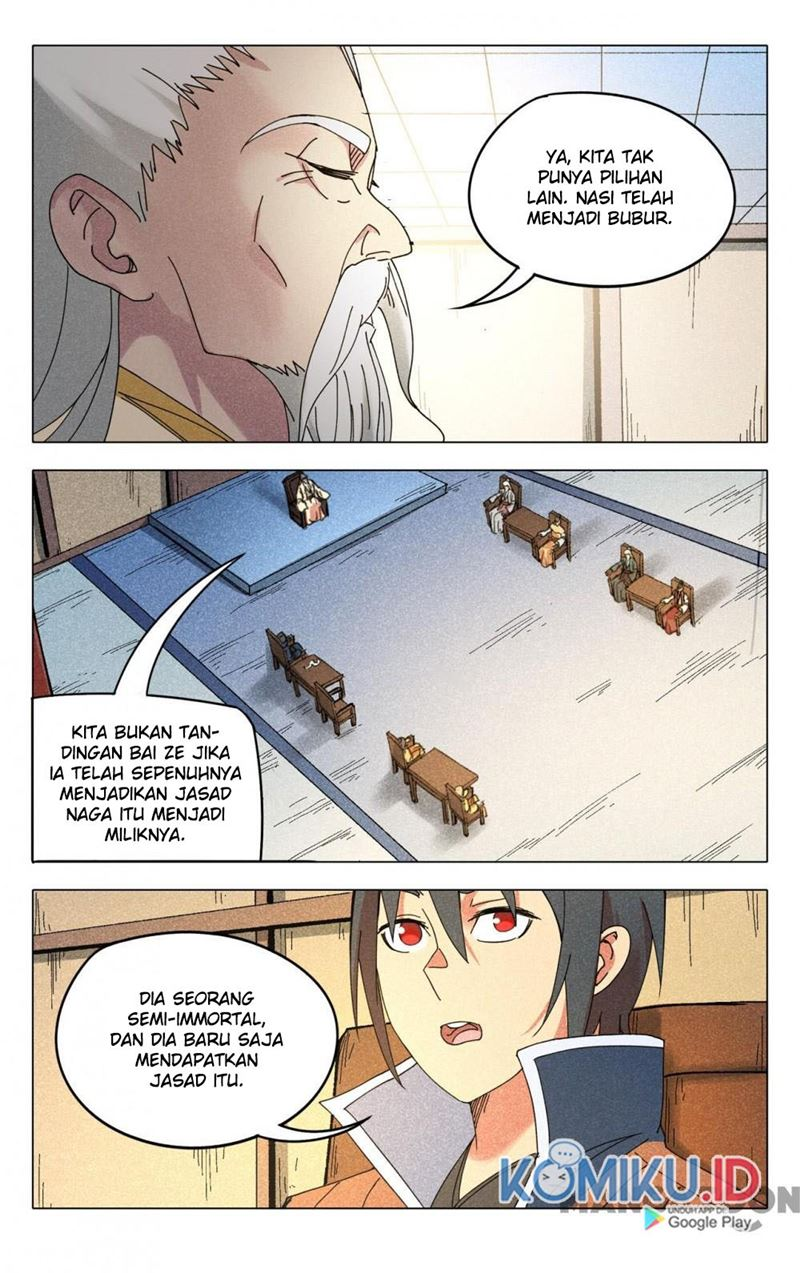 Deity's Path through Ten Thousand Worlds: Chapter 296 - Page 6