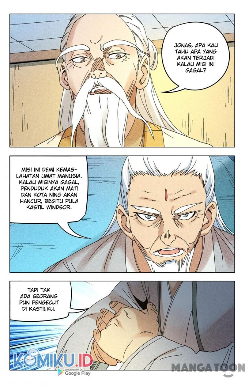 Deity's Path through Ten Thousand Worlds: Chapter 296 - Page 9