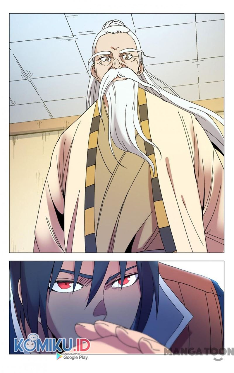 Deity's Path through Ten Thousand Worlds: Chapter 296 - Page 11