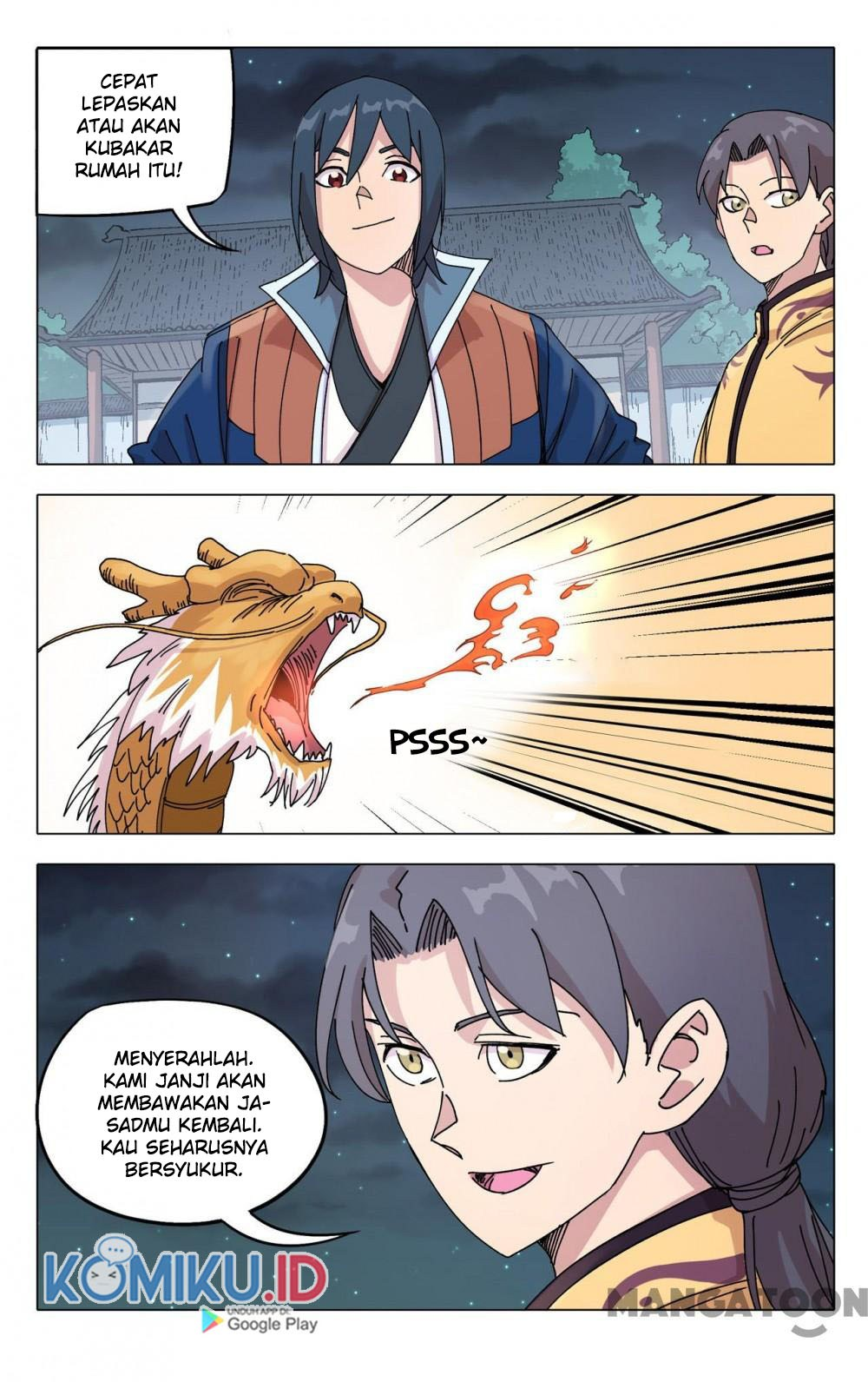 Deity's Path through Ten Thousand Worlds: Chapter 297 - Page 2