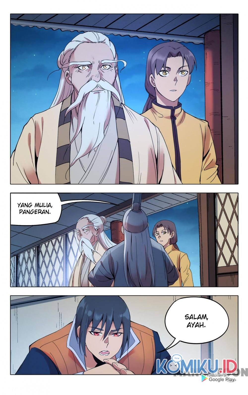 Deity's Path through Ten Thousand Worlds: Chapter 300 - Page 6