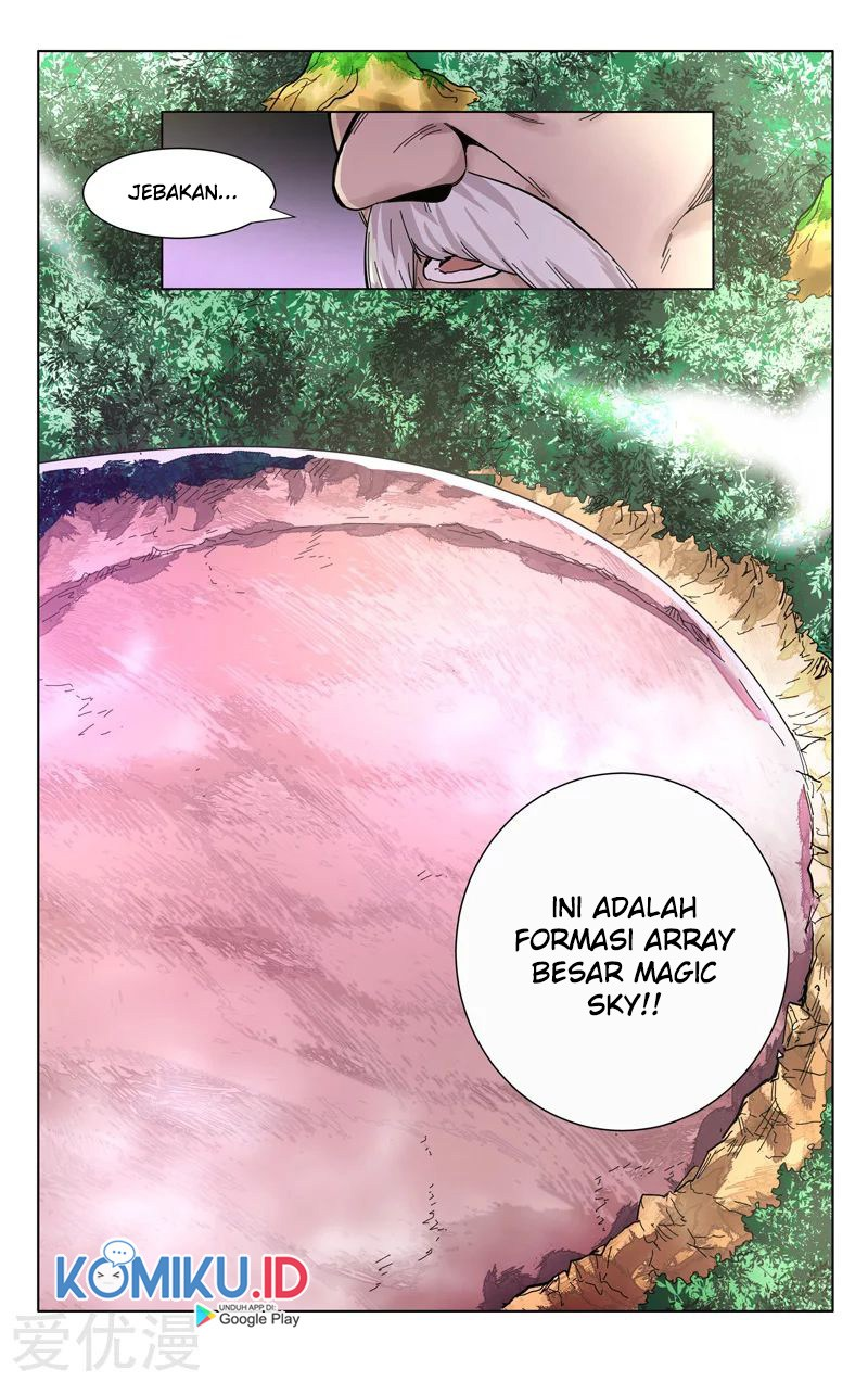 Deity's Path through Ten Thousand Worlds: Chapter 304 - Page 8