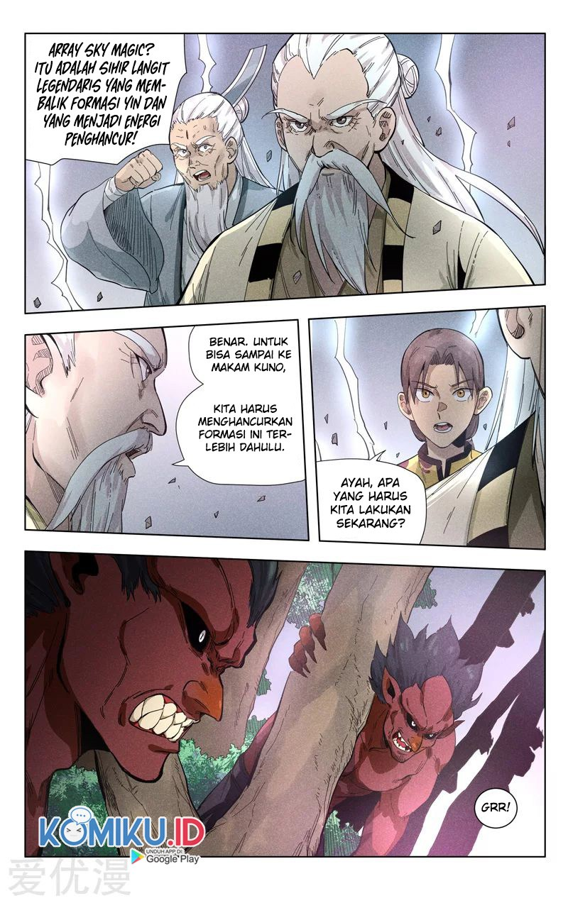Deity's Path through Ten Thousand Worlds: Chapter 304 - Page 9