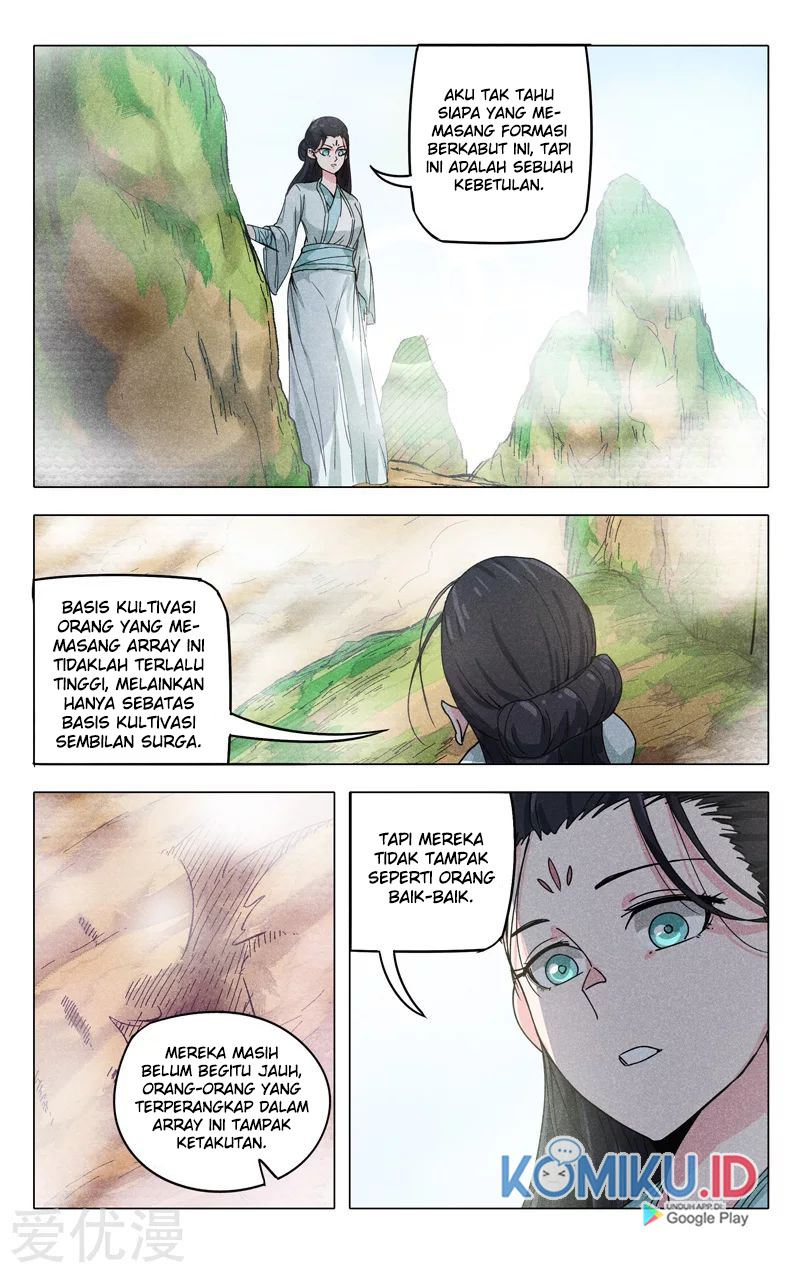 Deity's Path through Ten Thousand Worlds: Chapter 307 - Page 4