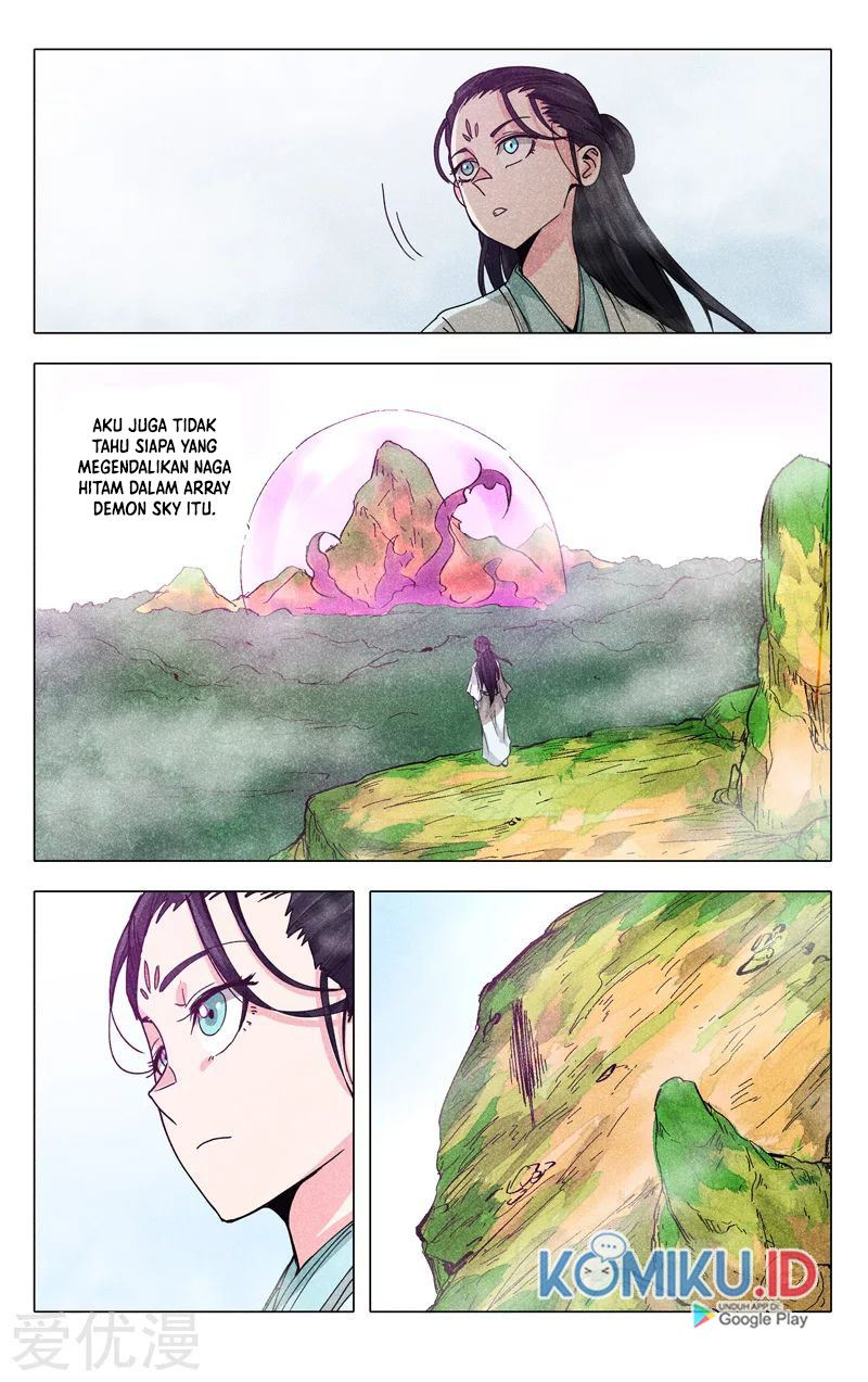 Deity's Path through Ten Thousand Worlds: Chapter 307 - Page 5