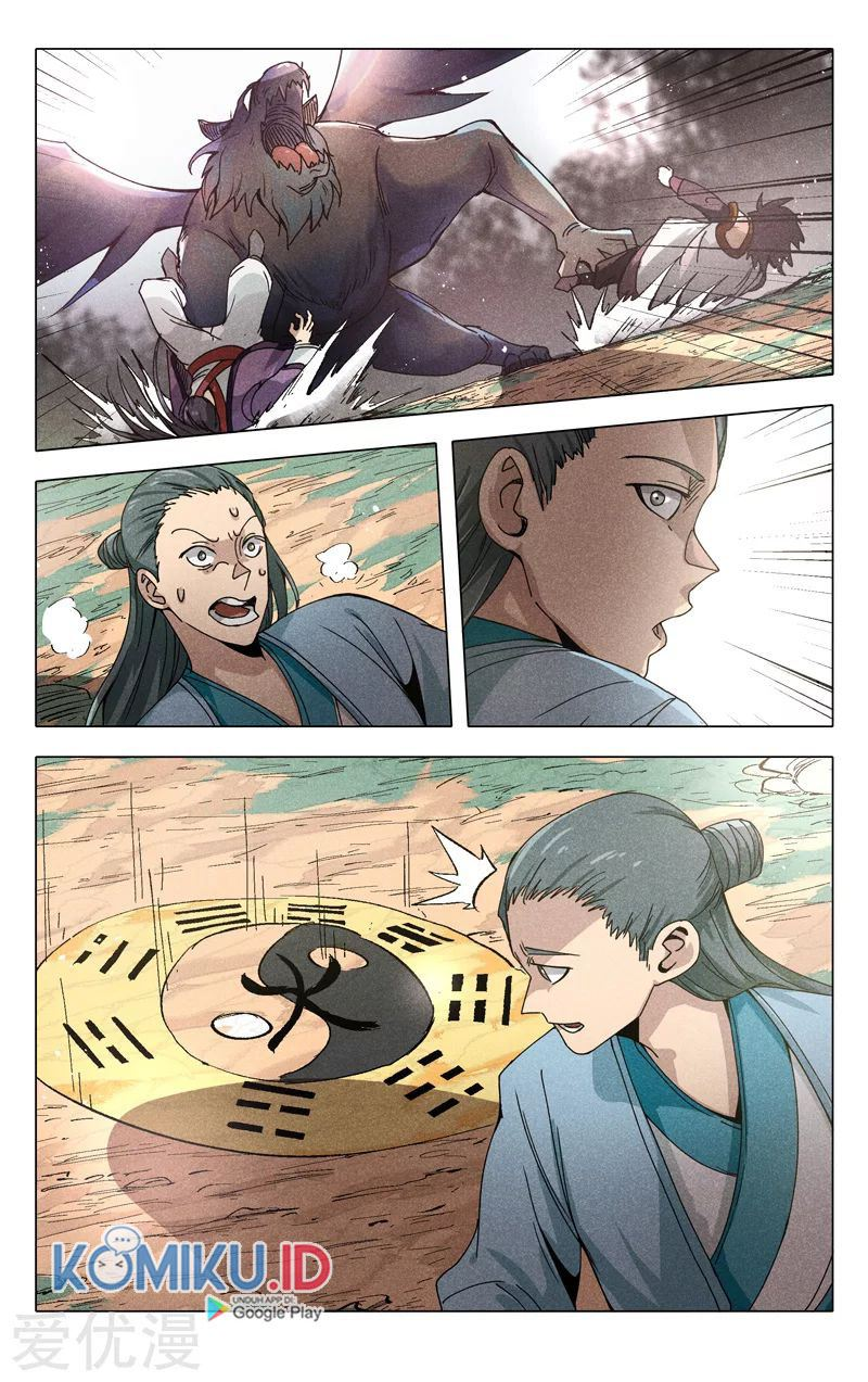 Deity's Path through Ten Thousand Worlds: Chapter 307 - Page 6