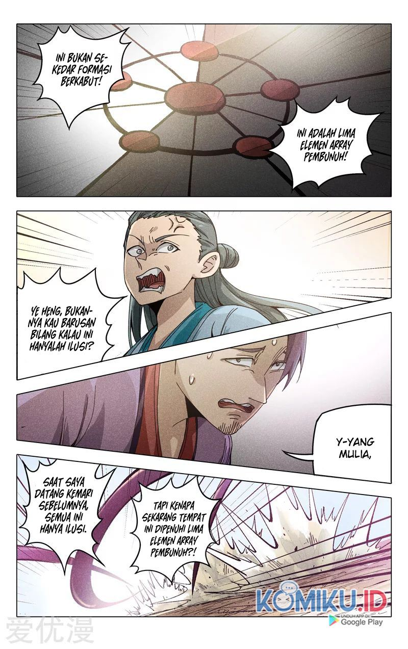 Deity's Path through Ten Thousand Worlds: Chapter 307 - Page 7