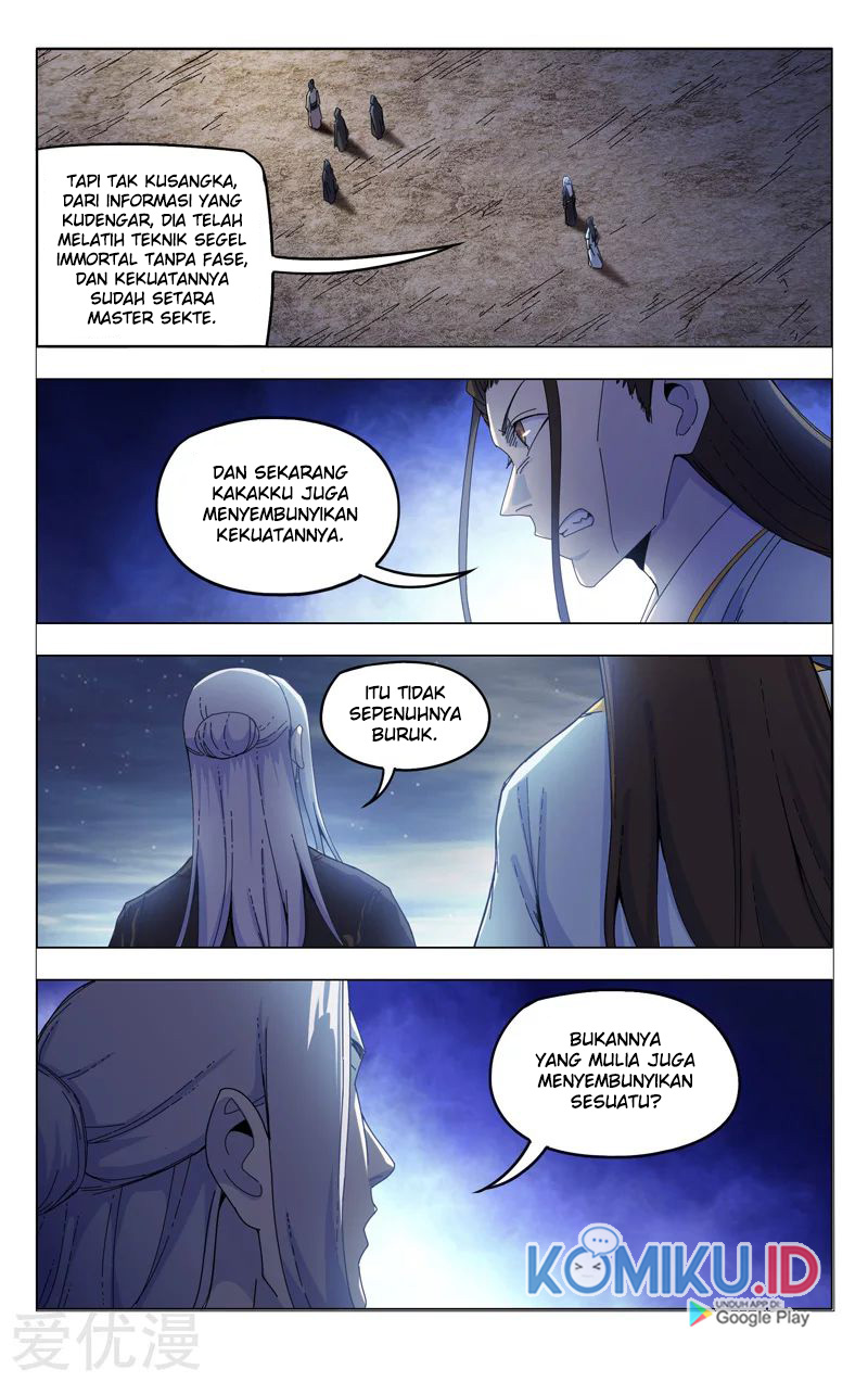 Deity's Path through Ten Thousand Worlds: Chapter 332 - Page 3