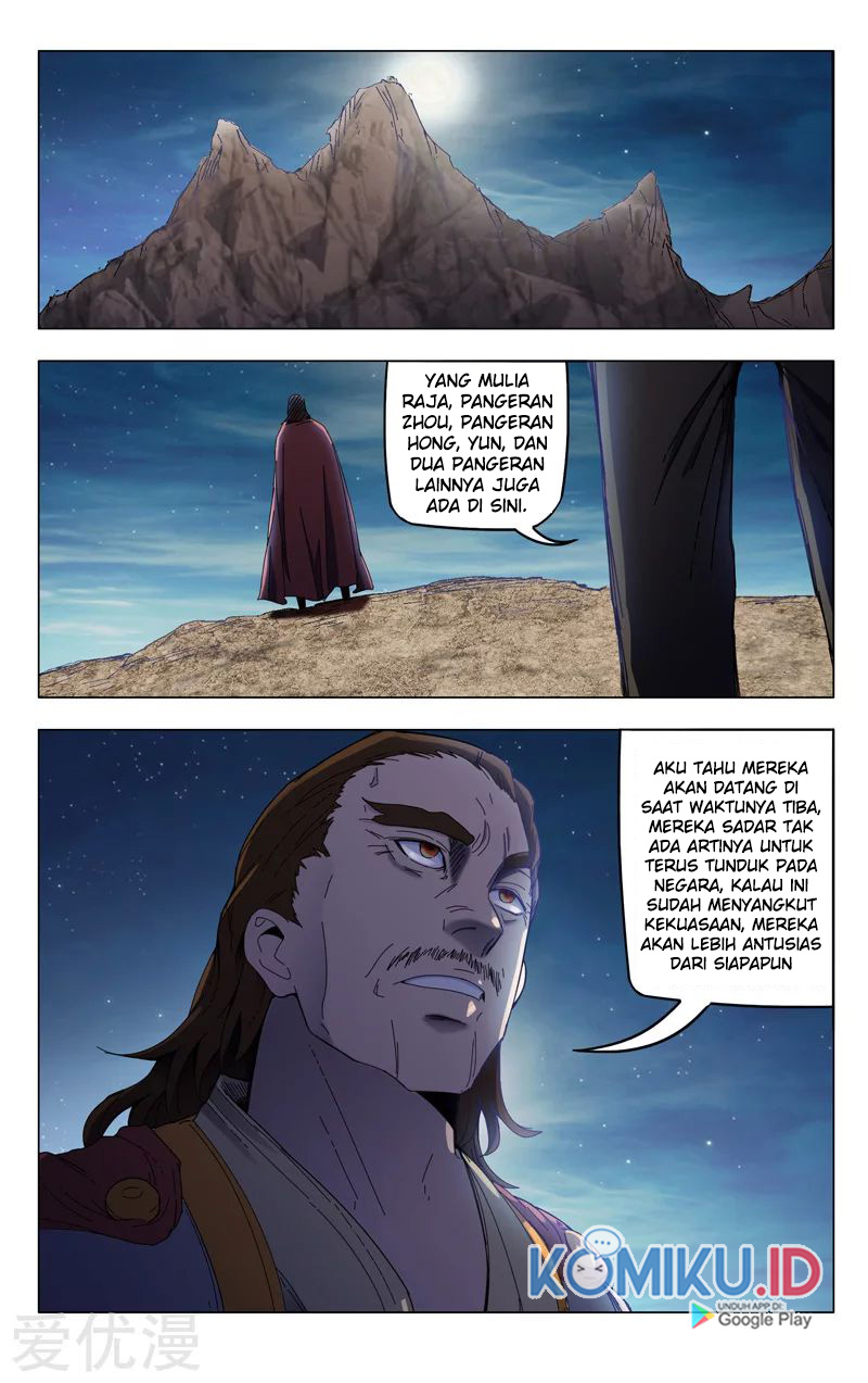 Deity's Path through Ten Thousand Worlds: Chapter 332 - Page 5