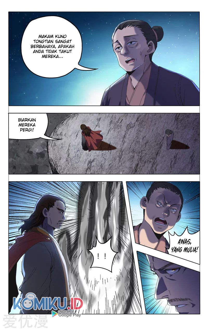 Deity's Path through Ten Thousand Worlds: Chapter 332 - Page 6