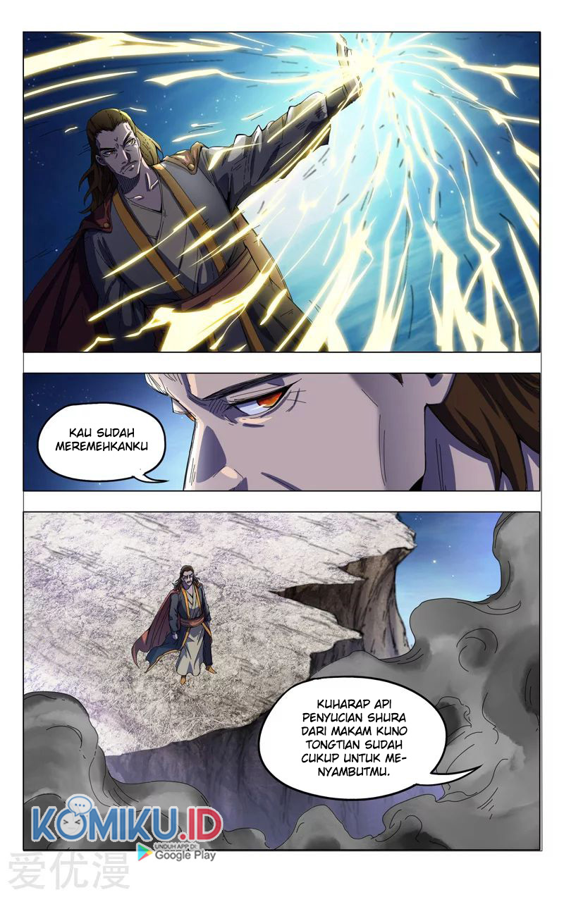 Deity's Path through Ten Thousand Worlds: Chapter 332 - Page 7