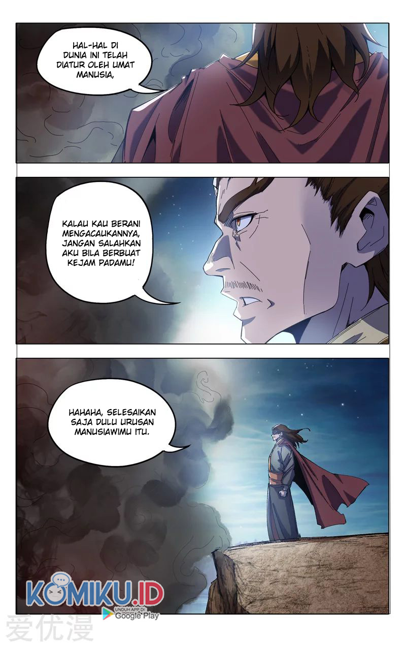 Deity's Path through Ten Thousand Worlds: Chapter 332 - Page 10