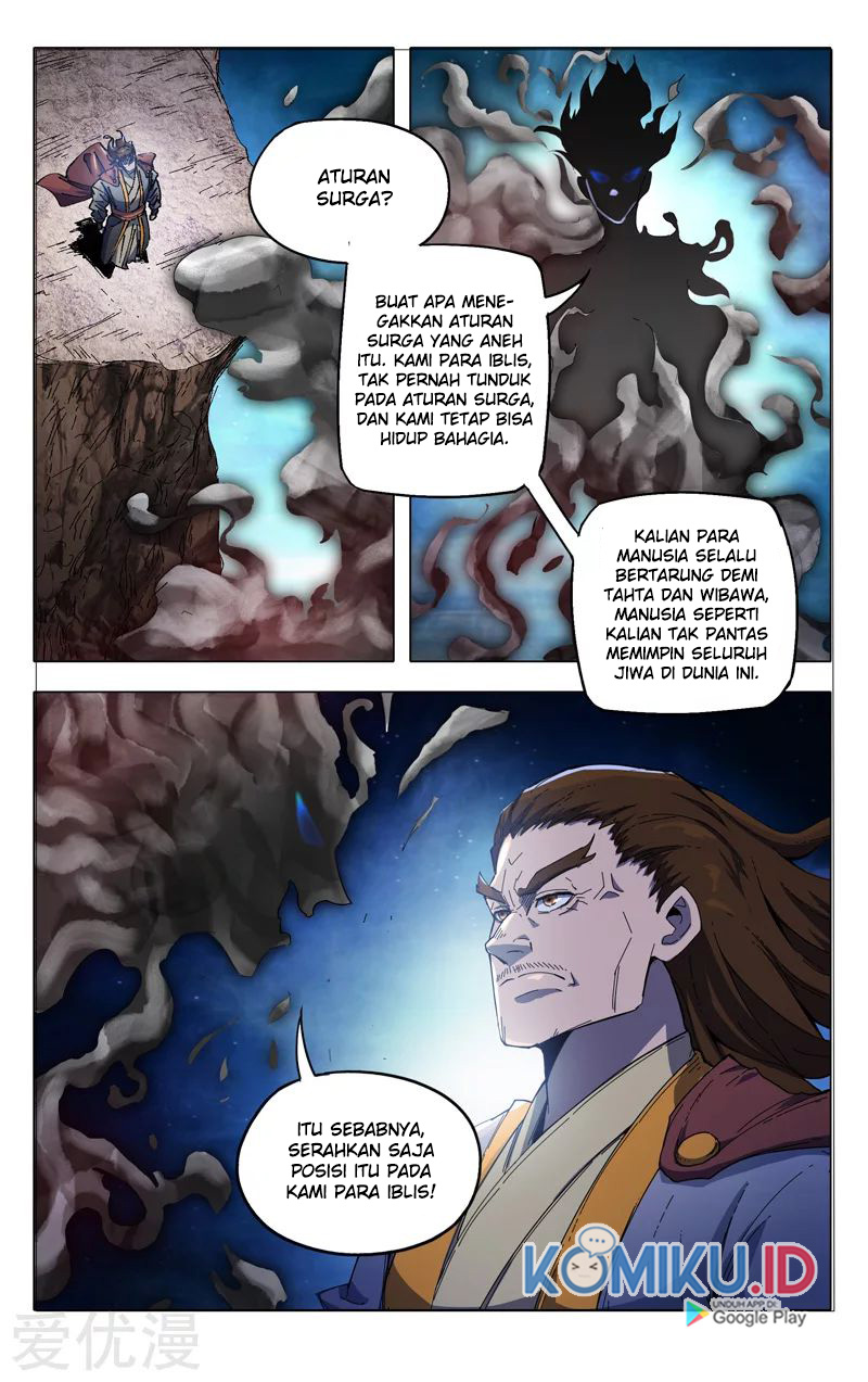 Deity's Path through Ten Thousand Worlds: Chapter 332 - Page 12