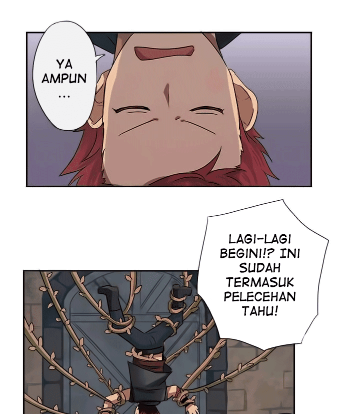 Distancia ~ The Untouchable One: Chapter 04 - Page 19