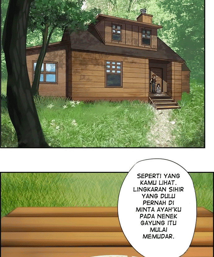 Distancia ~ The Untouchable One: Chapter 04 - Page 28