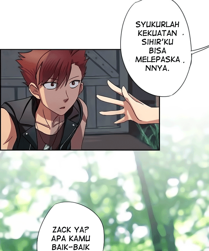 Distancia ~ The Untouchable One: Chapter 04 - Page 22