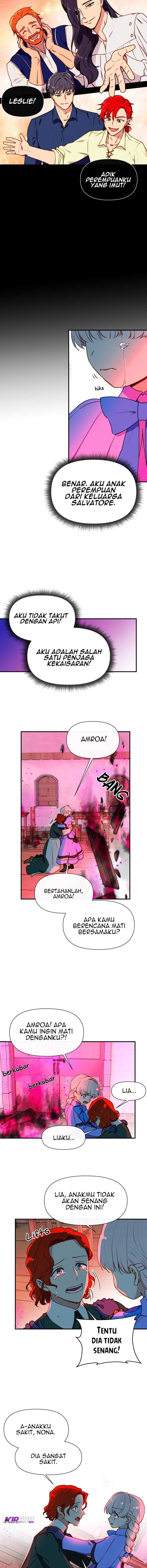 The Monster Duchess and Contract Princess: Chapter 56 - Page 11