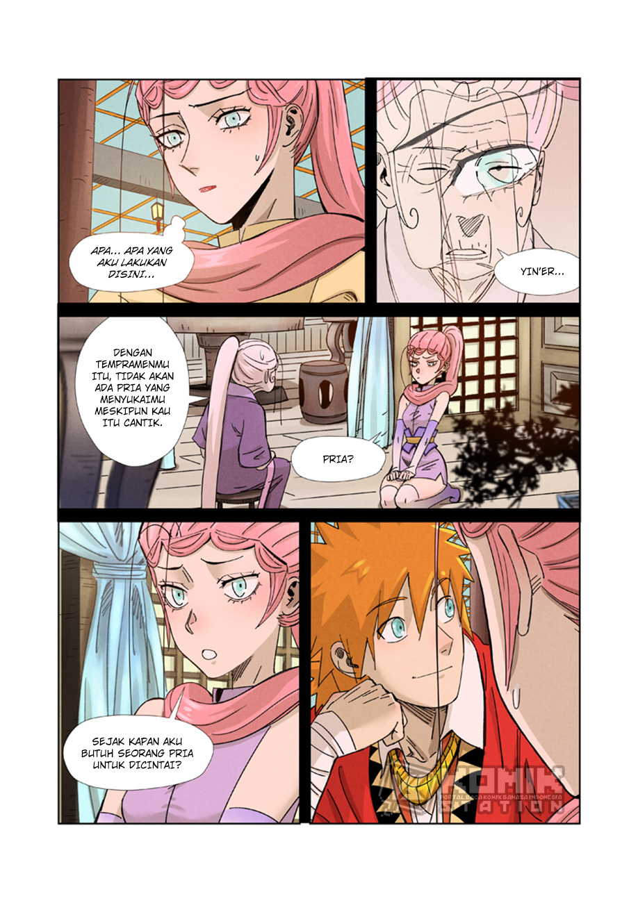 Tales of Demons and Gods: Chapter 336.5 - Page 9