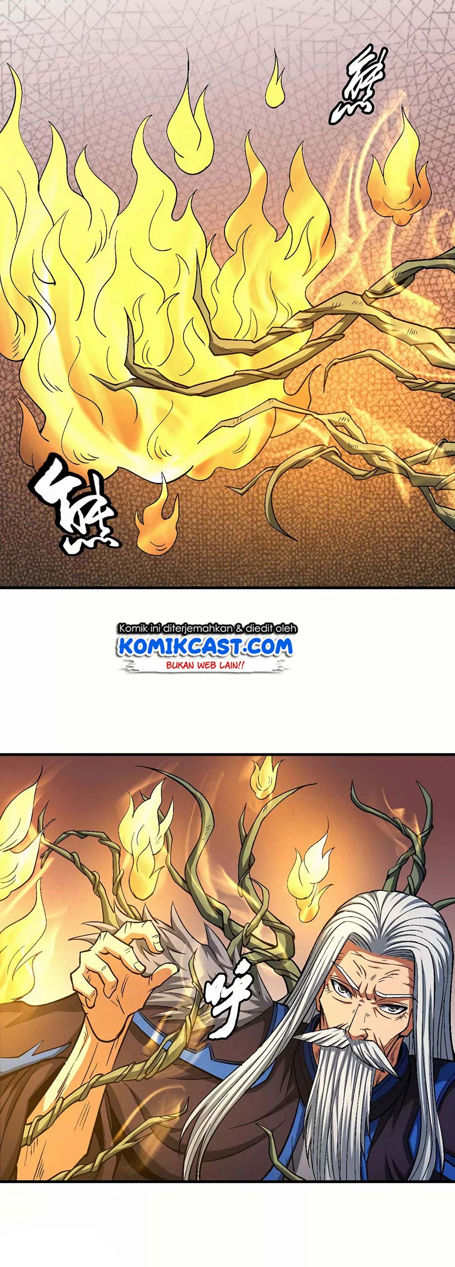 God of Martial Arts: Chapter 125.2 - Page 10